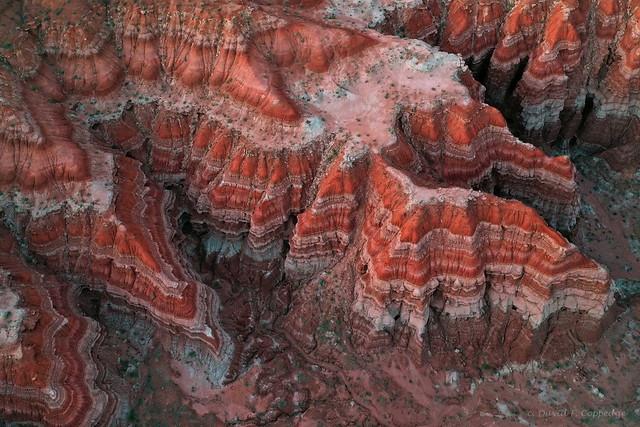 Fractal erosion