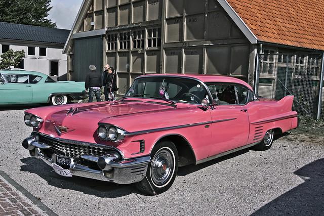 Cadillac Coupé DeVille 1958 (6180)