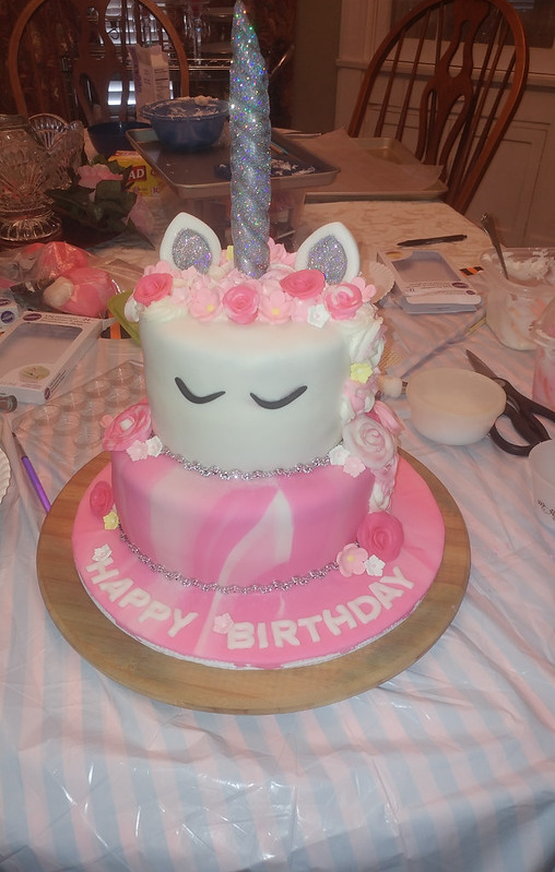 My Daughter's Fantasy by Nicabella's Cakes Where Dessert Is First