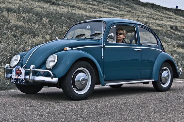 Volkswagen Typ 1 Beetle 1966 (7546)