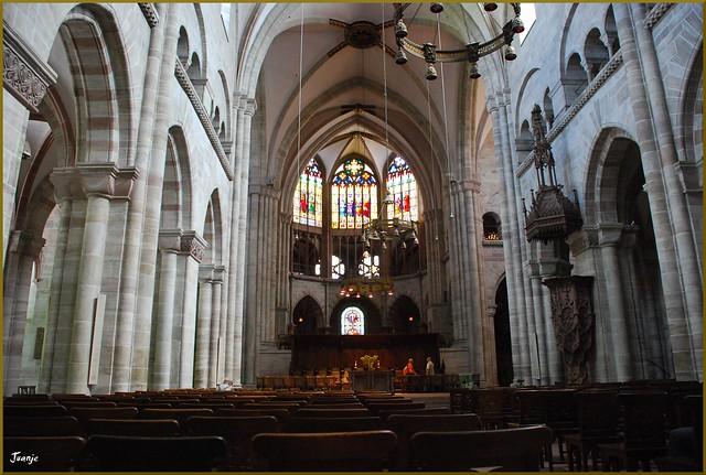 Catedral de Basilea (Suiza, 29-7-2011)
