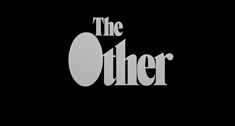 Image titre du film L'Autre (The Other, Robert Mulligan, 1972)