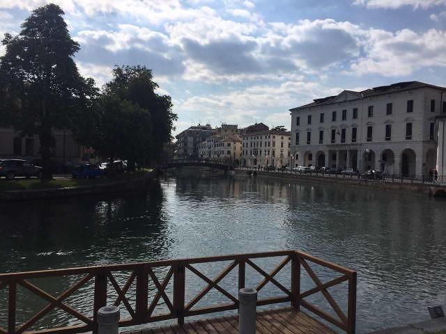 3 Treviso reka grad