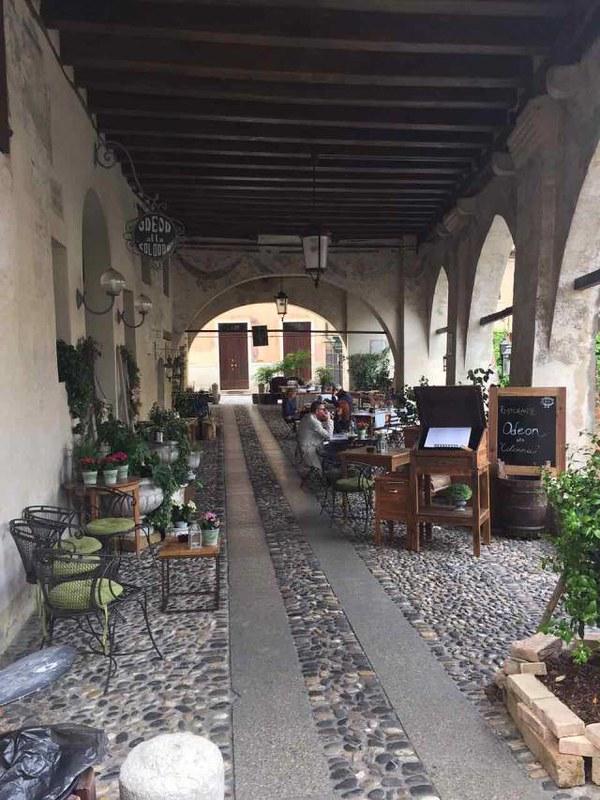 1 Treviso kafanica