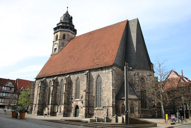 Hann. Münden: Evangelisch-lutherische St.-Blasius-Kirche