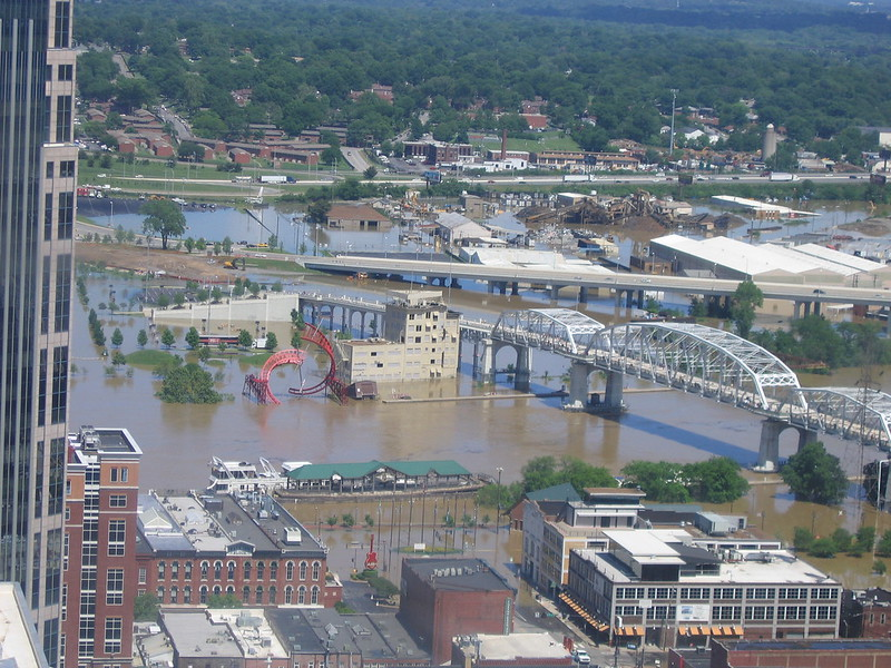 Floods of Nashville's Past