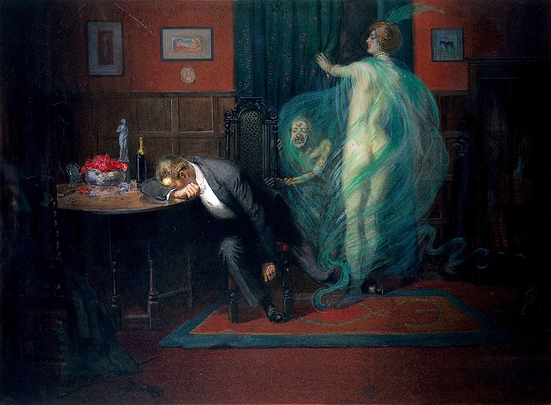 Richard Tennant Cooper  - Syphilis, 1910-1912