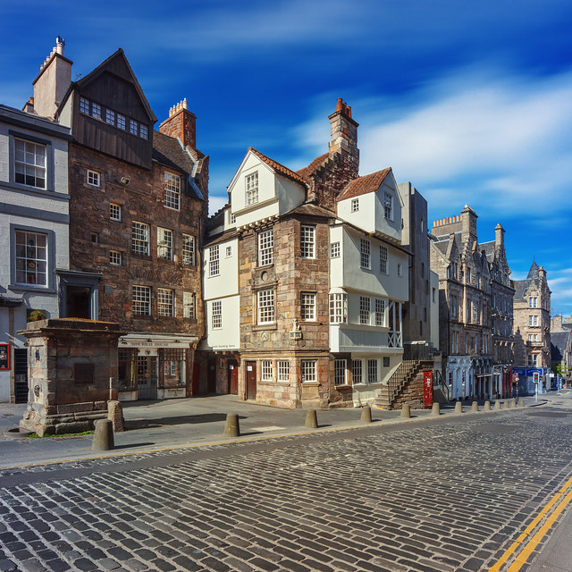 Edinburgh - John Knox House