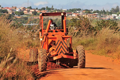 Recuperação de estrada libera acesso para moradores de condomínio em Sobradinho