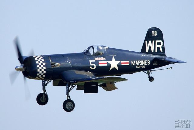 N179PT, F4U Vought Corsair