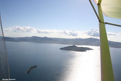 Mayotte vue du ciel
