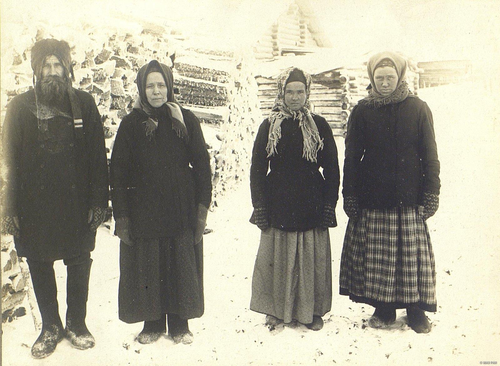 Группа крестьян