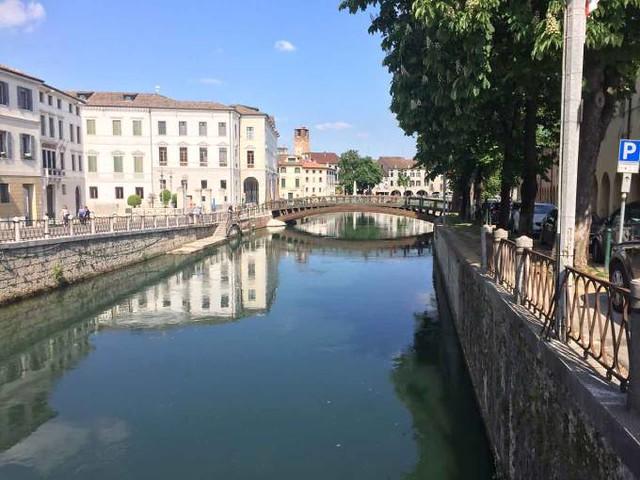 2 Treviso šetalište pored reke