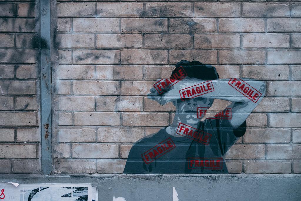 Post-confinement Paris   par gedankenstuecke