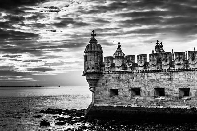 t2i-4495  Belém Tower - Lisboa