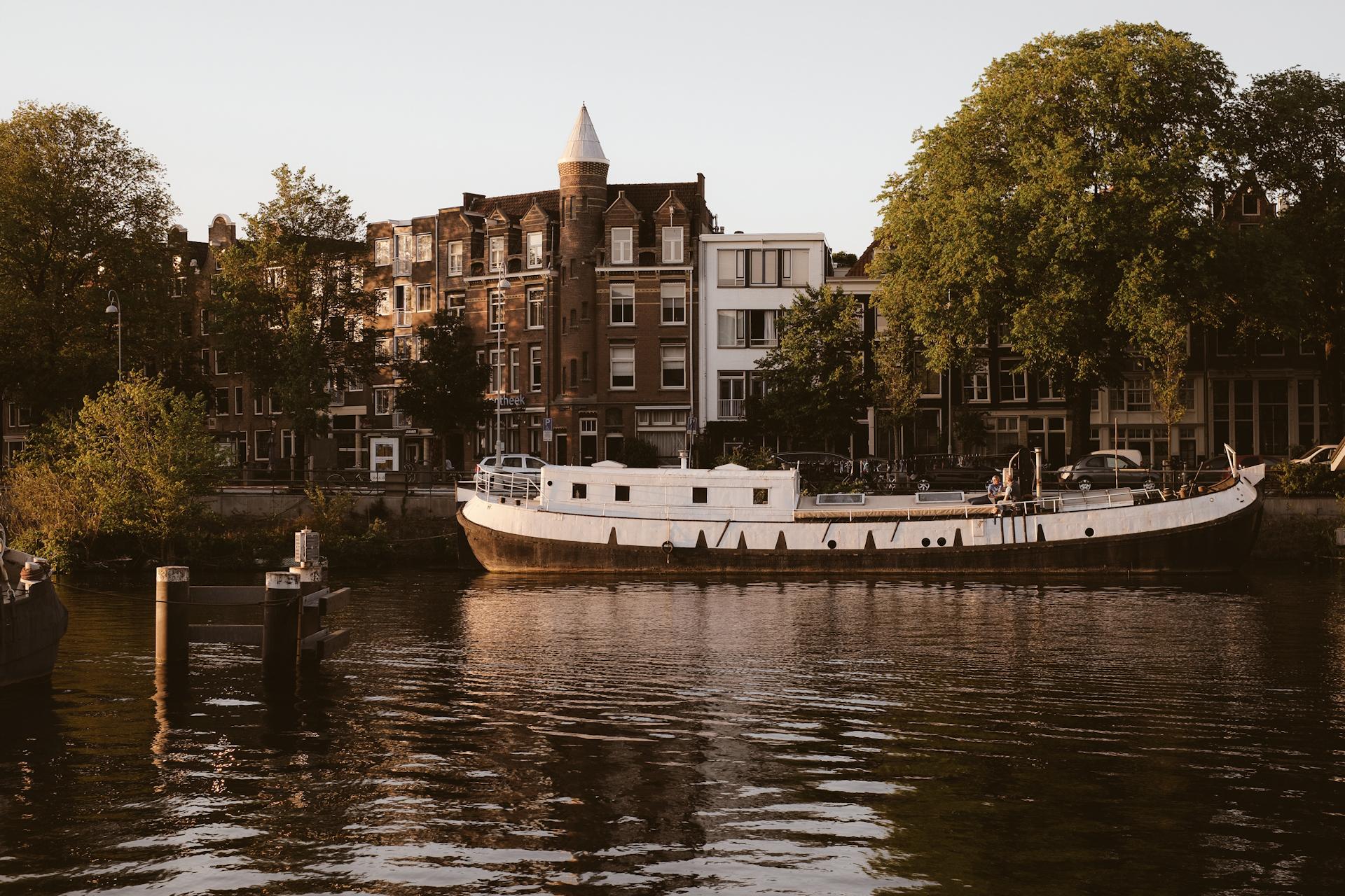 Amsterdam, Golen Hour