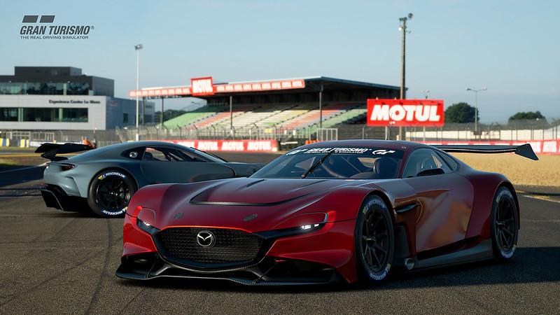 Mazda RX-VISION GT3 CONCEPT Showcase