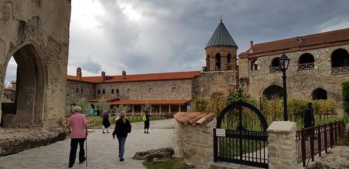 alaverdi monastery georgia