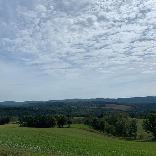 On the top of the mountain on South US 26. From Why Bedford, PA was the Perfect Place for a Mother/Daughter Trip