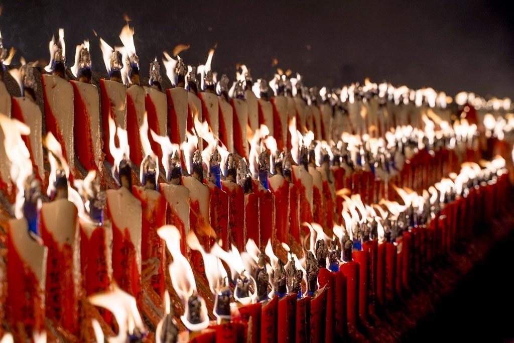 「火の鳥」撮った! 宝徳山稲荷大社 神幸祭