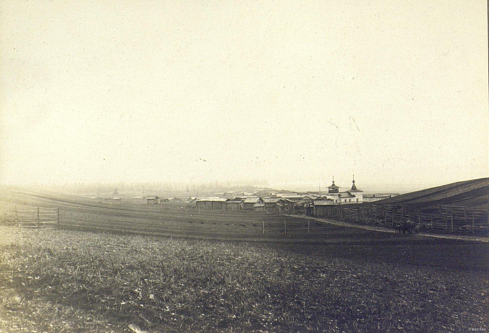 Деревня у реки Мезень (2)