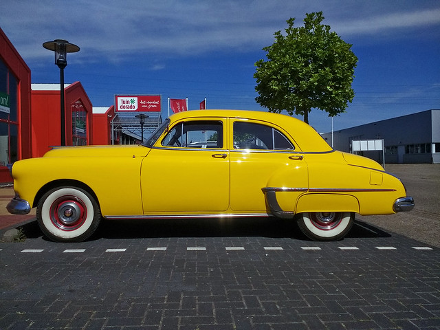 Oldsmobile Futuramic Sedan 1950* (154210641)