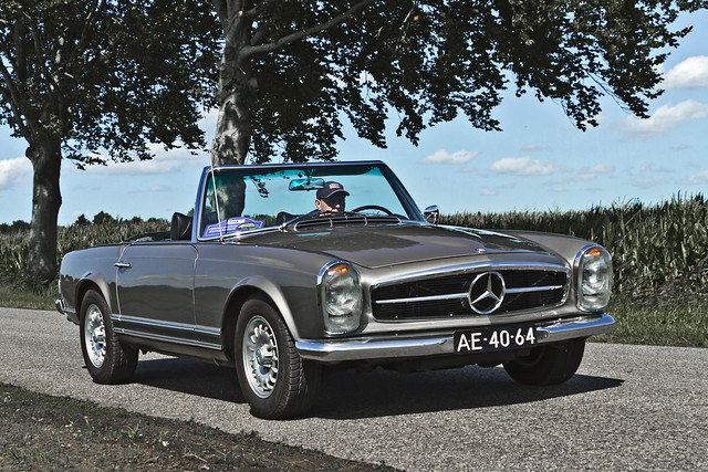 Mercedes-Benz 230 SL Roadster 1966 (5429)