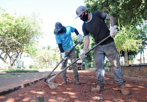 Demanda antiga, ciclovia em área verde de Taguatinga é recuperada