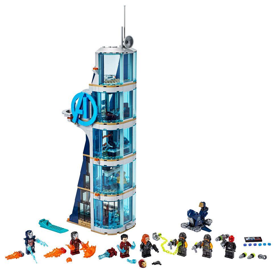「鋼鐵人」也推出頭像樂高啦!! LEGO 76164~76166 漫威超級英雄系列 2020 下半年三款盒組發表 Part 2(LEGO Marvel Superheroes 2020 Summer Sets Part 2)