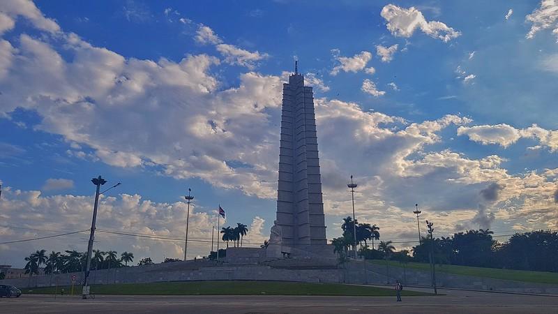 Plaza de Revolucion, Havana, Cuba