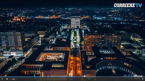 """ROMA ARCHEOLOGIA E RESTAURO ARCHITETTURA 2020: """"UNLOCK ROME"""" - """"Roma si risveglia dal lockdown: le immagini dal drone in Hyperlapse,"""" di L. Zomparelli, M. Pagliai & S. Nannini in: Corriere Della Sera / You-Tube (21/05/2020) & M. Sciambi (05/2020)."""