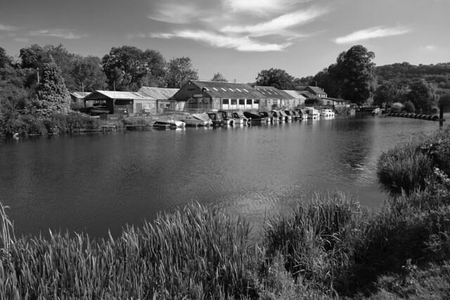 River Avon, Saltford