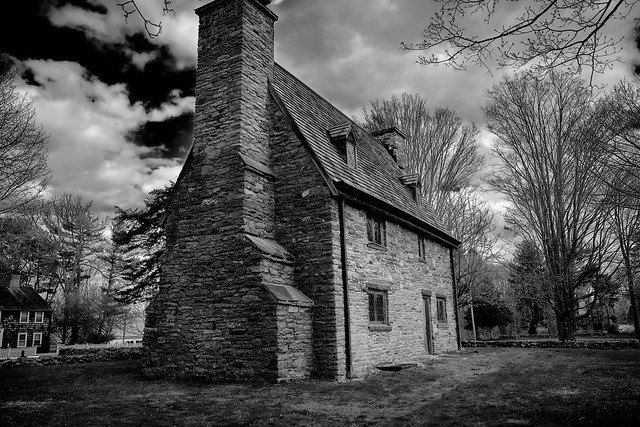 Whitfield House - Guilford, CT