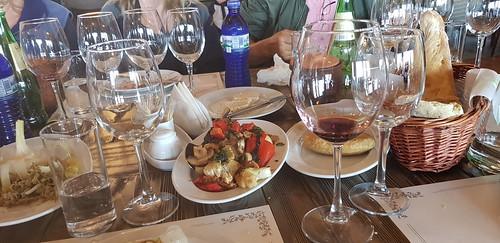 georgia wineyard lunch food mosmieri