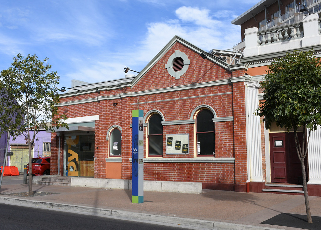 Former Post Office, Fairfield, Sydney, NSW.
