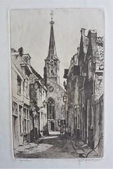 Ets - Bloempotsteeg - H.E. Roodenburg