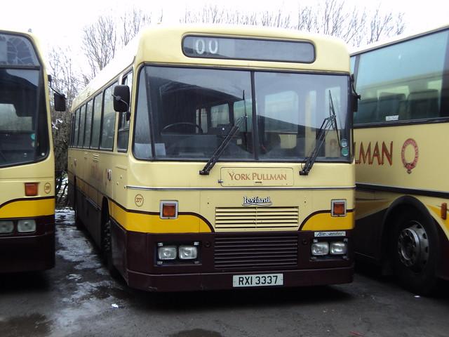 York Pullman 277 RXI3337