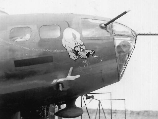 B-17 Pluto II