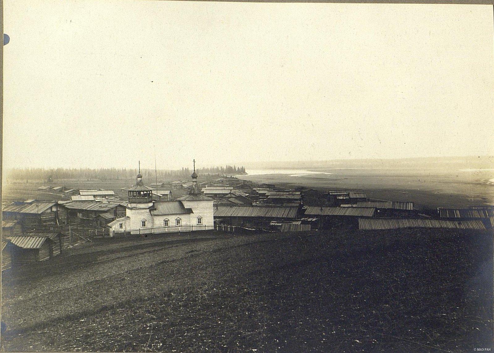 Деревня у реки Мезень (3)