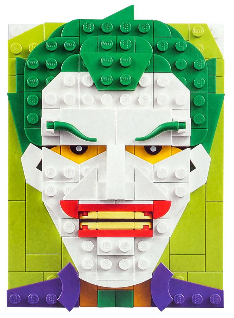 有趣的全新系列展開! LEGO Brick Sketches 系列《星際大戰》、DC Comics 四款新作發表~!