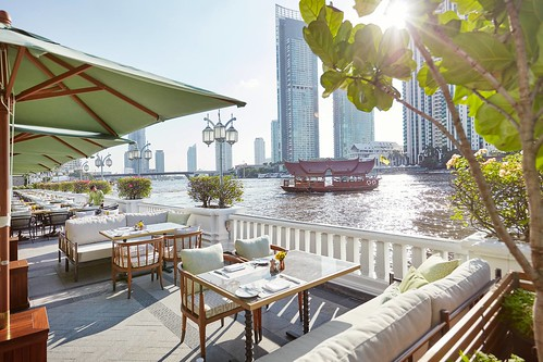 Mandarin Bangkok by the River