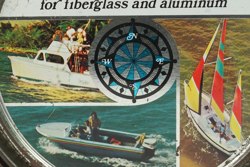 RD19749 Vintage Turtle Wax Heavy Duty Rubbing Compound for Fiberglass & Aluminum Boats 21 oz DSC05161