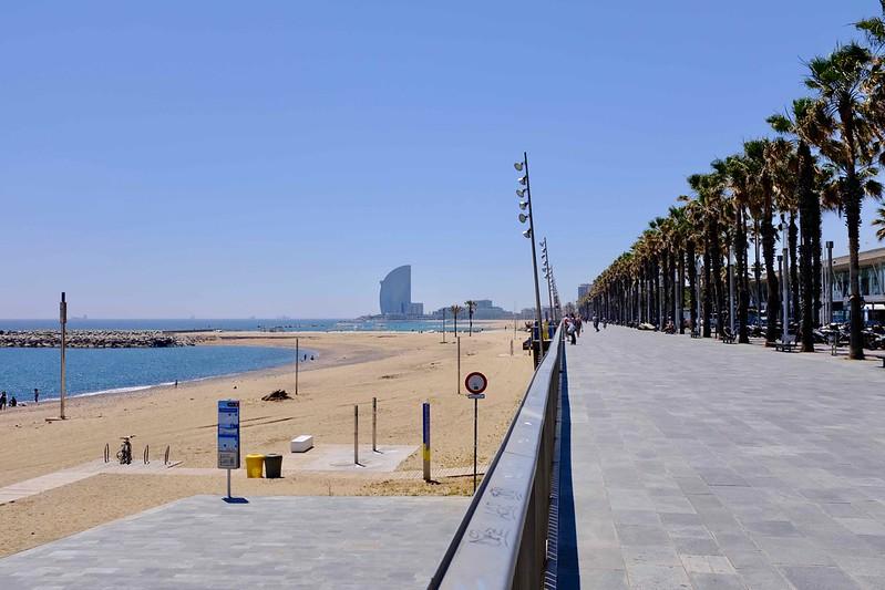 Barcelona lockdown
