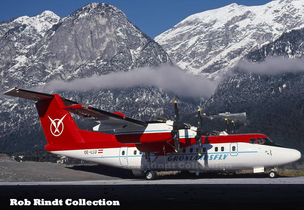 Greenlandair Dash-7-110 OE-LLU