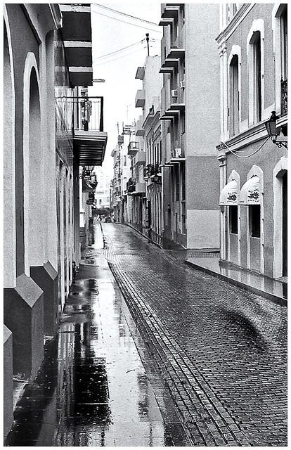 Calles Vacías (Empty Streets)