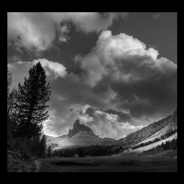 Gigantic clouds