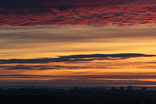 yorkshire northyorkshire england spring morning sun sunrise dawn sky