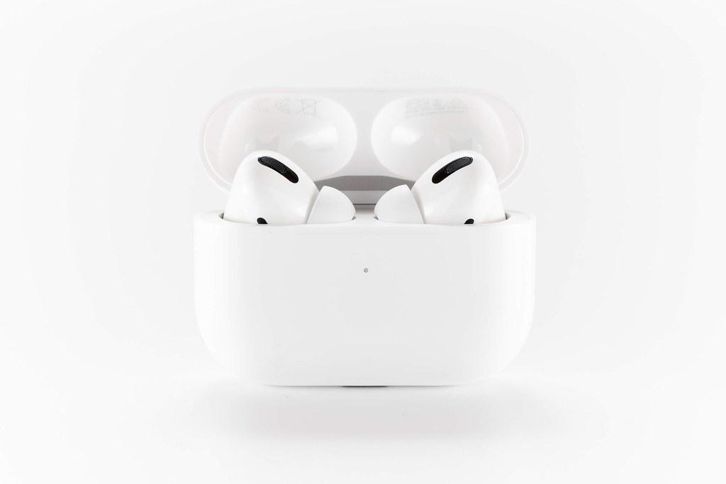 仕事や勉強の質を変える耳栓 Apple AirPods Pro