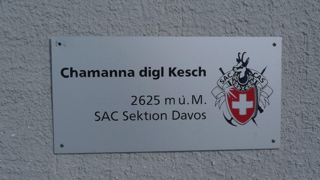 Keschhütte / Chamanna digl Kesch Albula Alpen Švýcarsko foto 05