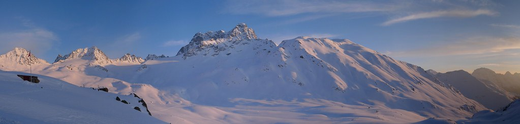 Keschhütte / Chamanna digl Kesch Albula Alpen Švýcarsko foto 10